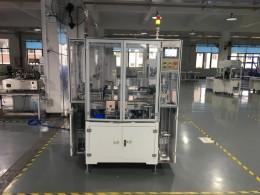 机器人螺丝自动摆盘机